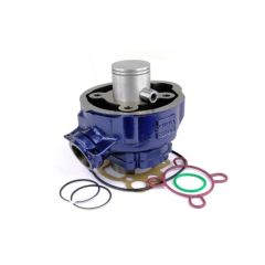 Kit cylindre 50cc Minarelli AM6 fonte Carenzi