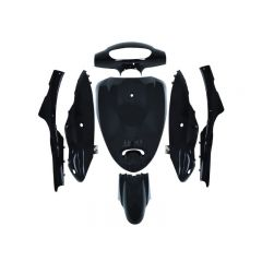 Kit carénage 7 pièces scooter chinois noir