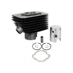 Kit cylindre 50cc DR Fonte Piaggio Ciao axe de 12 sans culasse