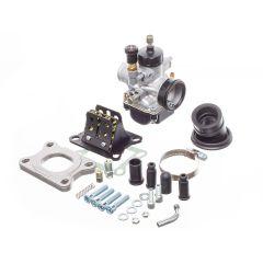 Kit admission 21mm PHBG starter à cable Malossi moto