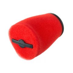 Filtre à air Marchald PF Rouge diam 28-43mm L.170mm