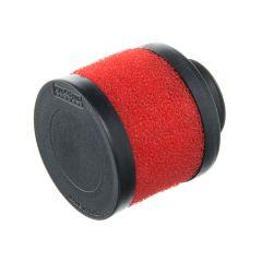 Filtre à air Marchald Small Rouge diam 28mm L.75mm