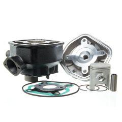 Kit cylindre 50cc Metrakit Fonte Derbi euro 2