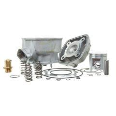 Kit cylindre 70cc Metrakit Fonte Derbi euro 2
