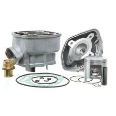Kit cylindre 70cc Metrakit Fonte Derbi euro 3 et 4