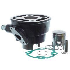 Kit cylindre 50cc Metrakit Fonte MBK Nitro Aerox