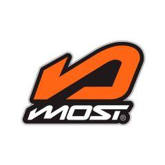 Autocollant Most 5,45x3,68 Orange