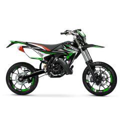 Kit déco Most Beta RR après 2012 Vert