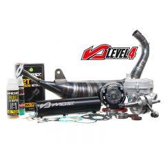Pack moteur MOST 80cc 4Street Level 4 pour moto Derbi Euro 3 et 4
