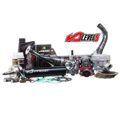 Pack moteur MOST 88cc 4Street Derbi Euro 3 et 4 Level 5