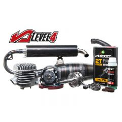 Pack moteur Most 70cc Wicked Level 4 pour MBK Booster