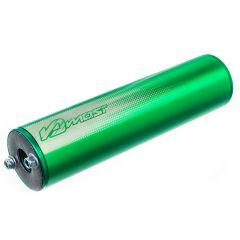 Silencieux d'échappement Most 80 / 100cc vert 2020