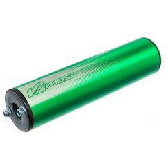 Silencieux d'échappement Most 80 / 100cc vert et noir 2020