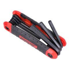 Multi outils clé Allen 1.5mm à 8mm