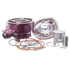 Kit cylindre 74cc MW rose Minarelli AM6