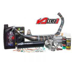 Pack moteur MOST 86cc 4Street Minarelli AM6 Level 3