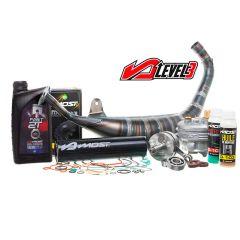 Pack moteur MOST 80cc 4Street Minarelli AM6 Level 3