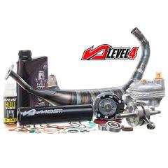 Pack moteur MOST 80cc 4Street Minarelli AM6 Level 4