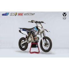 Pit Bike YCF Bigy 190 MX ZE Factory 2020 à démarrage électrique