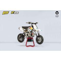 Pit Bike cross YCF F88 Lite 2020 enfant