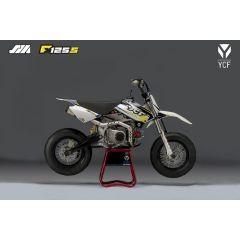 Pit bike YCF F125S Supermoto 2020