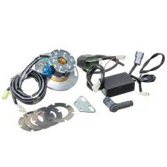 Allumage Polini rotor externe allégé MBK Booster