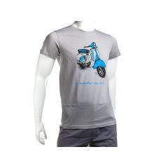 T-shirt Polini Scooter Vespa XXL