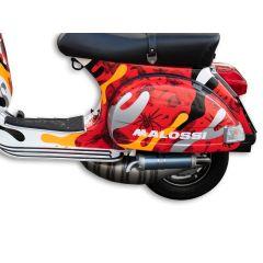 Pot d'échappement Malossi MHR Racing Vespa PX 125cc et 150cc