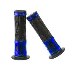Poignée Pro Grip 728-Noir-Bleu