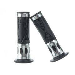 Poignée Pro Grip 728-Noir-Gris