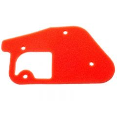 Mousse de filtre à air MBK Booster Yamaha BW's rouge