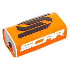 Mousse de guidon sans barre SCAR orange