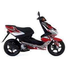 Kit déco Scootfast MBK Nitro avant 2012