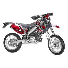 Kit déco Scootfast HM 50 CRM 2002-2005
