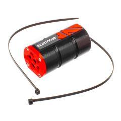 Récupérateur de fluide Scootfast 3D Derbi noir