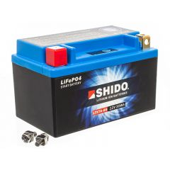 Batterie Lithium Shido LTX7A-BS 12V 2.4 Ah