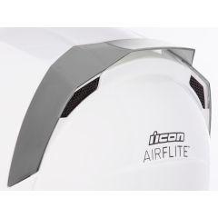Spoiler de casque Icon Airflite gris