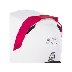 Spoiler de casque Icon Airflite rose