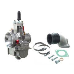 Kit carburateur 34mm Sunworld pour PitBike Daytona 150/190 et Zongshen 190