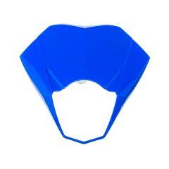 Tête de fourche Type Origine Rieju MRT bleu