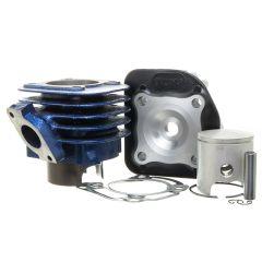 Kit cylindre 70cc Top Performances Fonte Racing MBK Mach G et Yamaha Jog'R