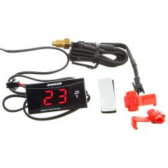 Thermomètre Voca Racing LED Rouge