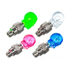 Bouchon de valve Watts illuminé