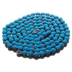 Chaîne Watts renforcée 428 x 138 maillons bleu
