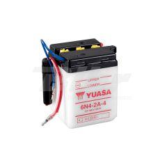 Batterie Yuasa 6N2-2A-4