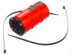 Récupérateur de fluide Scootfast 3D AM6 rouge