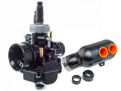 Carburateur et filtre à air type Kart Watts