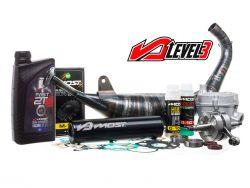 Pack moteur MOST 88cc 4Street Derbi Euro 3 et 4 Level 3