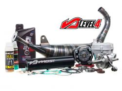 Pack moteur MOST 80cc 4Street Derbi Euro 3 Level 4
