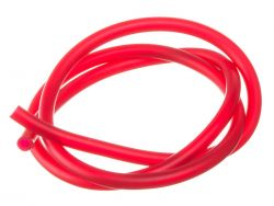 Durite d'essence 5mm Watts rouge